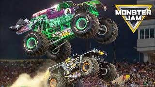 Monster Jam Charlotte 2018 Intro