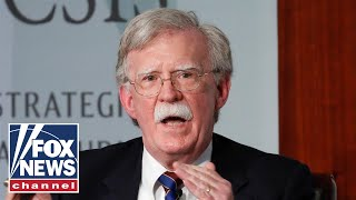 Bolton returns to Twitter, accuses White House of blocking access to account