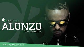 Peacekana live Session : Alonzo finis les ( El Guitoun )