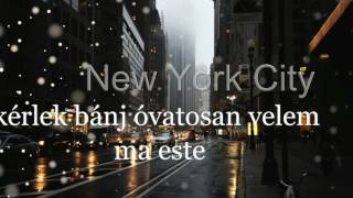 THe Chainsmokers - New York City [Magyar]
