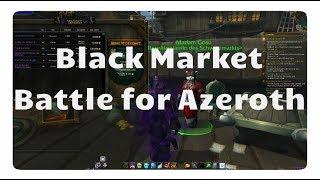 WoW: Schwarzmarktauktionshaus in Battle for Azeroth (Allianz und Horde)