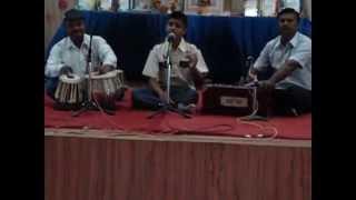 Ho gai hai peer parvat see pighalni chahiye by master Dibyendra