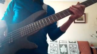 COMO UN BURRO AMARRADO Bass Cover