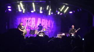 "Tiger Army ""Fog Surrounds"" live"