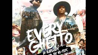 Talib Kweli Ft. Rapsody- Every Ghetto [Instrumental]