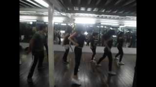 Yo Te quiero (omar acedo) - clase de baile academia Le Cashet