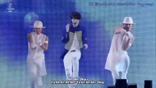 Super Junior Donghae, Eunhyuk (D&E) - Sweater & Jeans Live Perf [english sub + roman + hangul]