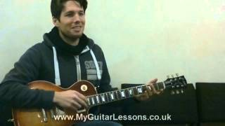 Aynsley Lister Talks about pre gig preparation