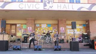 Vinegar Hill at Rock the Civic - Morning Sun