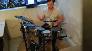 Devin Townsend Project - Offer Your Light (drum cover)