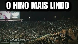 ARREPIA|Hino do Corinthians cantado por 40 mil torcedores mesmo na derrota da show de fidelidade