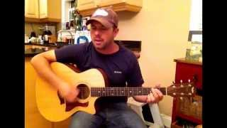 Cody Johnson -All I See is Red - cover by Luke Langford