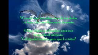 """Salmo 8 - """"La Gloria de Dios y la Honra del Hombre"""""""