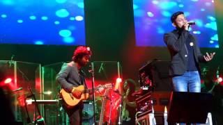 Arijit Singh Leon D Souza Live Leicester Hosanna