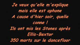 Lyrics Helmut Fritz Les filles!