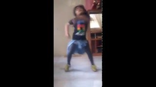 4MINUTE - '미쳐(Crazy)' (Choreography Practice Video) 7y/o yandrei ponce