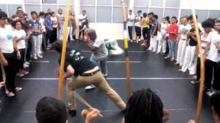 Mestre Lobão & Mestre Cigano 18enc LDM México
