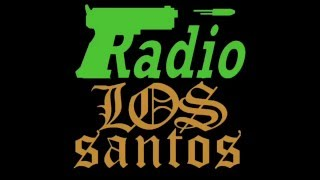 GTA San Andreas RADIO LOS SANTOS Full Soundtrack 05. Compton's Most Wanted - Hood Took Me Under