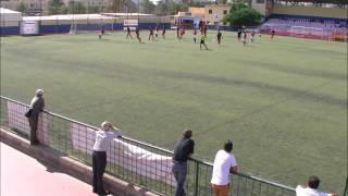 Gol de Jesua, jugador de la UD Las Zocas 8 11 2015