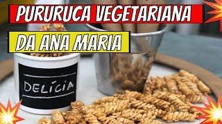 ➡️➡️Programa Mais Voçê ➡️➡️Receita de Pururuca Vegetariana da Ana Maria Braga Hoje 06 05 19