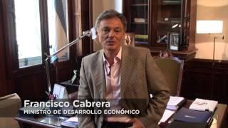 Buenos Aires al Mundo. Pensá global - 14/11 - Min. Francisco Cabrera