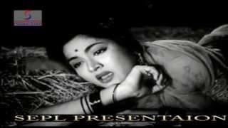 Din Chhup Gaya Nikle Tare - Lata Mangeshkar - ANJAAN - Vyjayanthimala, Pradip Kumar