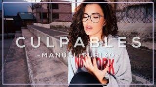 Culpables - Manuel Turizo (Cover) Manu Mora
