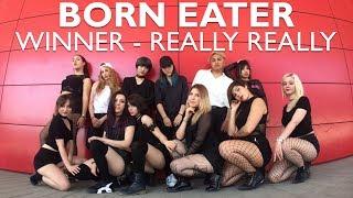 "BORN EATER - WINNER ""Really Really "" Dance Cover Contest"