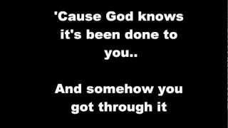 The age of worry - John Mayer  [Lyrics on screen]