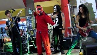 Power Rangers METAL cover - Pegasus ft. POLIOTAKU