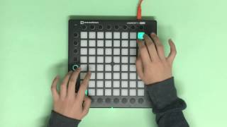 Martin Garrix & Brooks - Byte (Launchpad Cover)