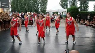 FALL IN DANCE Asd MONCALIERI HIP HOP JUNIOR ESIBIZIONE RITMIKA 2016
