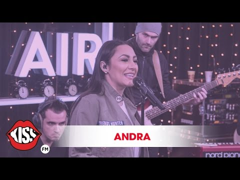 Andra - Vis De Iarna (Live Kiss FM)