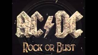 AC/DC - Rock Or Bust | 03. Rock The Blues Away