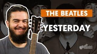 Videoaula Yesterday (aula de violão completa)