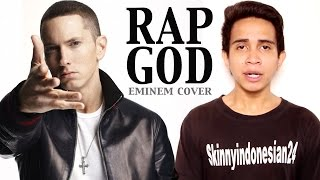 Andovi da Lopez - Eminem Rap God Cover (Indonesia)