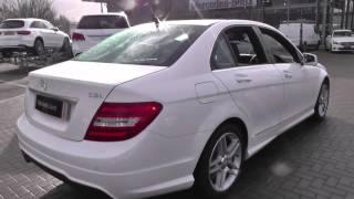 Mercedes-Benz C Class C250 CDI BlueEFFICIENCY AMG Sport 4dr Auto U24649