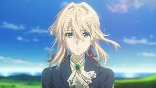 "Anime ""Violet Evergarden"" Music Video 4th version 「Violet Snow」英語Ver."