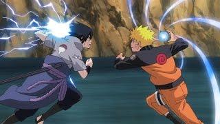 Sasuke vs Naruto // LIL UZI VERT