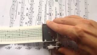 """Nothing Else Matters"" - Metallica Personalized Musical Mechanism"