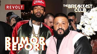 Nipsey Hussle & DJ Khaled bidding to purchase historic hotel | Rumor Report
