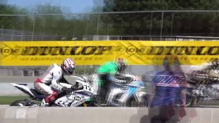 Moto America 2017 Road America Scheibe Racing / Hayes Brakes BMW