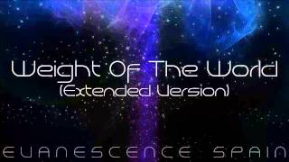 Evanescence Weight Of The World (Extended Version) [HD 720p]