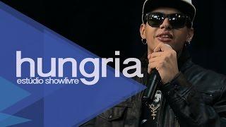 """""""Trinca os graves"""" - Hungria Hip Hop no Estúdio Showlivre 2014"""