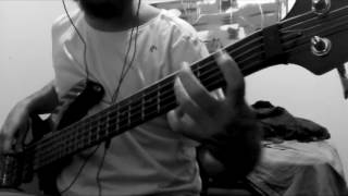 When God Comes Back - ALL THEM WHITCHES (Bass Cover)