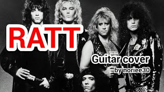 RATT  Lovin' You's A Dirty Job  cover