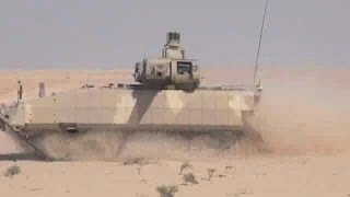 PSM Projekt System & Management GmbH - Puma Infantry Fighting Vehicle Live Firing [480p]