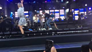 Pharrell Williams - Happy @ Jimmy Kimmel Live!