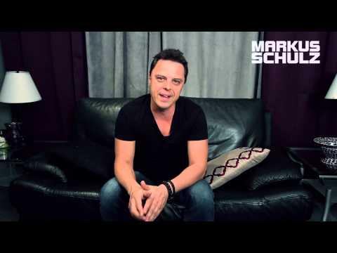 Markus Schulz has a message for you…