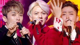 《Comeback Special》 SECHSKIES (젝스키스) - HEARTBREAK (연정) @인기가요 Inkigayo 20161204
